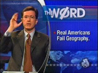 Real Americans Fail Geography